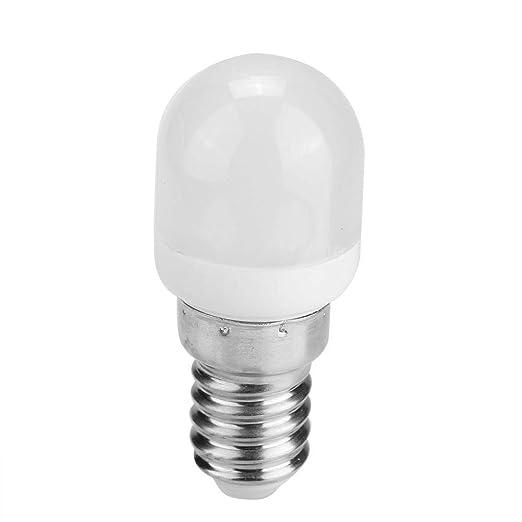 Riuty Bombilla LED para refrigerador, Mini Bombilla LED ...