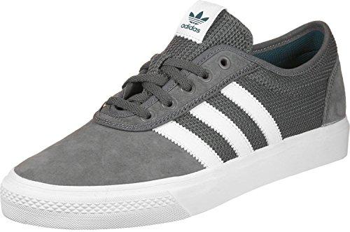 Adidas Unisex-erwachsene Adi-ease Gymnastikschuhe Mehrfarbig (grigio Quattro F17 / Ftwr Bianco / Reale Verde Acqua S18)