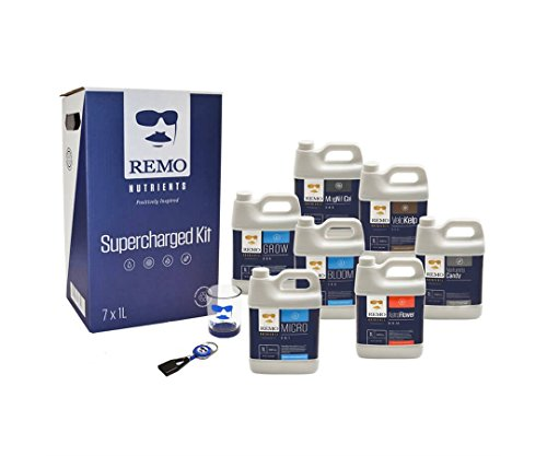 Remo's Nutrients Supercharged Kit 1L