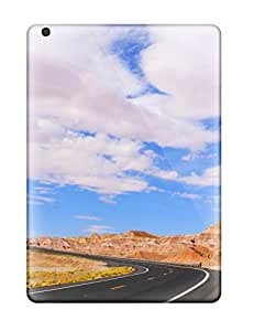 New Arrival Case Cover With JNrTwQn3055qXXtz Design For Ipad Air- Cloudy Highway