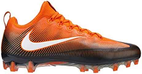 85249b46fb74 Nike Vapor Untouchable Pro Carbon Football Cleats Shoes Mens Size 13.5  (Orange, Black,