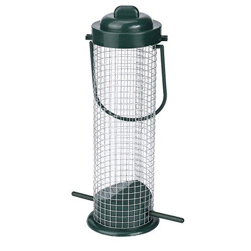 Nynoi squirrel proof bird feeder suet pole brome suet Bird Feeder Seed Hanging -