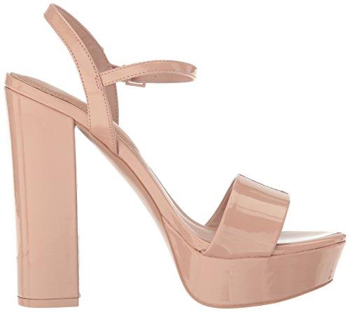 ALDO Womens Kandie Platform Dress Sandal Light Pink E8jlGz