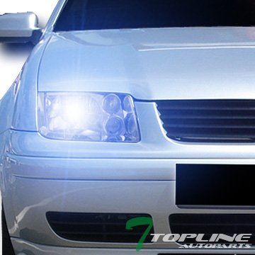 Topline Autopart 10000K Lights 1999 2005