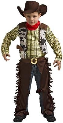 CARITAN 59733 - Disfraz de vaquero para niño (8 años): Amazon.es ...