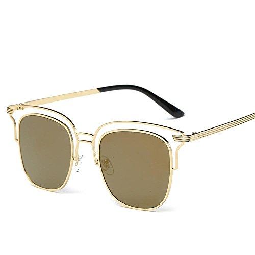 Axiba de Regalos E con Gafas Sol Hombre creativos Estrellas y de Sol Gafas la de Hueco Europa Moda América Marea de RAIRrUf