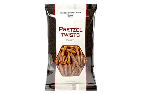 Robert Rothschild Farm Pretzel Twists 1 Bag- 6 oz. net wt.