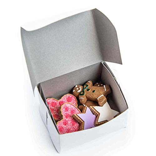 The Queen's Treasures Bakery Collection 6pc 18-Inch Doll Cookies, Gingerbread, Heart and Star Shaped Frosted Cookies For 18-Inch Doll Furniture and Play Food Accessories.