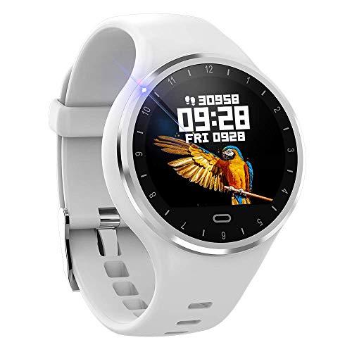 AMYSPORTS 활동 량 보수계 스마트 워치 시계 line 들어오는 혈압 계 스마트 워치 iphone 대응 안드로이드 대응 심 방수 스마트 팔찌 여성용 남성용 2019 최근. / AMYSPORTS Activity Pedometer Smart Watch Line Incoming Blood Pressure Monitor Sm...