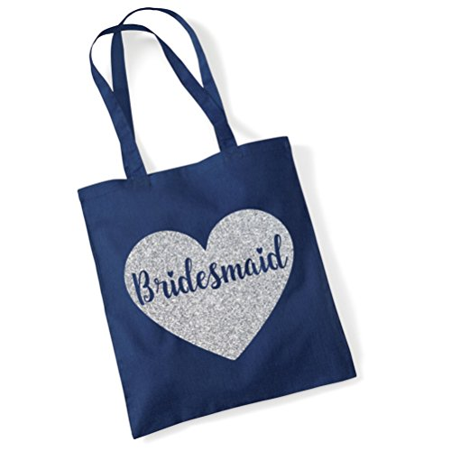 Party French Navy Wedding Bag Bag Hen Do Bridesmaid Gift Edward Tote Sinclair Bag awxp11zqO