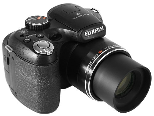 Fujifilm FinePix S2700 12.2MP Digital Camera with 18x Optical Zoom, 3
