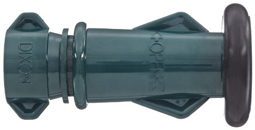 Dixon FNB75GHT-GD Brass Constant Flow Nozzle Display, 3/4'' GHT, Green (Set of 25) by Dixon Valve & Coupling (Image #2)