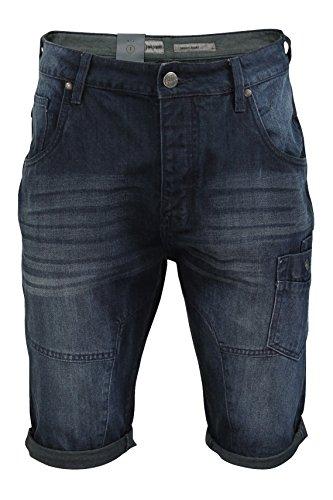 Dissident - Pantalón corto - Básico - para hombre Denim Wash