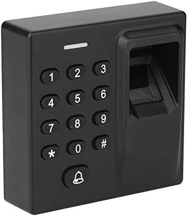 ドアエントリシステム ASHATA生体認証指紋認証+ RFIDカード+パスワードバックライトキーパッドアクセス制御システム ホーム/オフィス/ビル/工場/R&Dセンター用