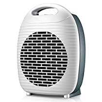 MAZHONG Space Heaters 2000W Home Heater Energy Saving - White
