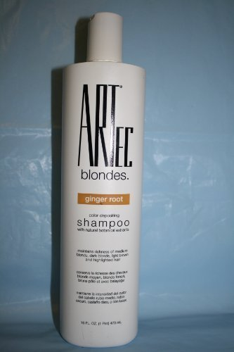 Artec Blondes Ginger Root Color Depositing Shampoo 16 -