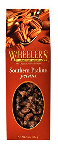 - (Pack of 3) Wheeler's - Gourmet Southern Pecan Delicacies (Southern Praline, 5 Ounces)
