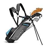TaylorMade Rory Junior Golf Set K50 (8 PC Set, Right Hand, Stiff Flex)