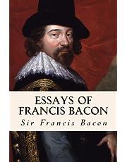 Essays of Francis Bacon