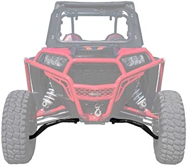 SuperATV High Clearance Lower A-Arms for Polaris RZR XP 1000/1000 4 / Turbo/ Turbo 4 (2014+) - LOWER Arm - Black