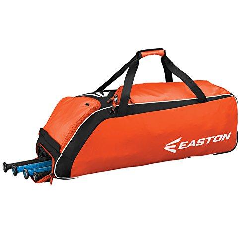 イーストンe510 W Wheeled Bag B01HOXNHXW オレンジ オレンジ