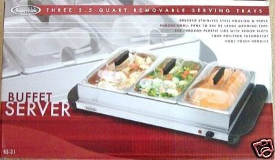 kitchen selectives buffet server - 1