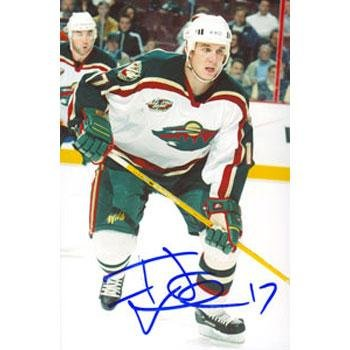 Filip Kuba Signed - Signed Filip (Ottawa Senators) Kuba Photo - 4x6 - Autographed NHL Photos