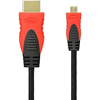 iKross 15FT High Speed Micro-HDMI Gold Plated Cable with Ethernet for Acer Iconia A3
