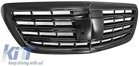 AMG Design Piano Black KITT FGMBW222AMGPB Front Grill 2014
