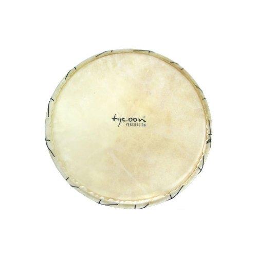 Tycoon Djembe Head - Tycoon Percussion Replacement 7 Inch Goatskin Djembe Head
