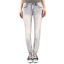 Women's Juniors Ultra Fit Skinny Stretch Jeggings