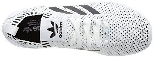 Adidas BA7374, Zapatillas Hombre Blanco (Ftwwht/Cblack/Cblack)