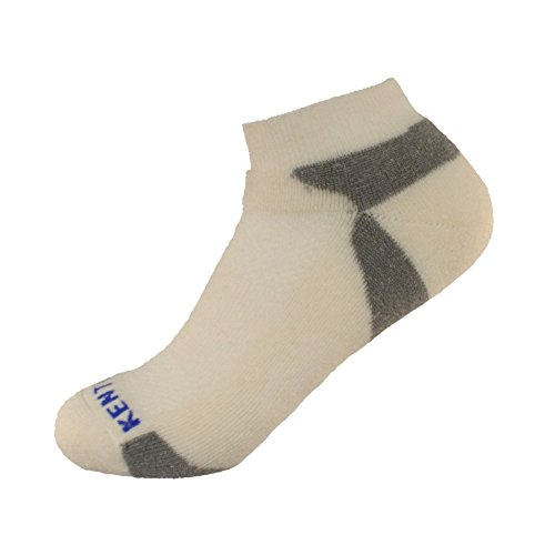 Kent Wool Tour Profile Socks 3 PACK (3 PAIRS OF SOCKS) (Large, Natural)