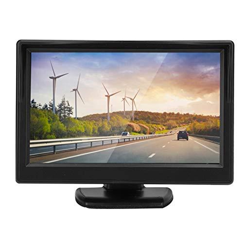 Junlucki monitor, LCD-bewakingscamera, achteruitrijcamera's, achtergrondverlichting voor het parkeren van auto's.