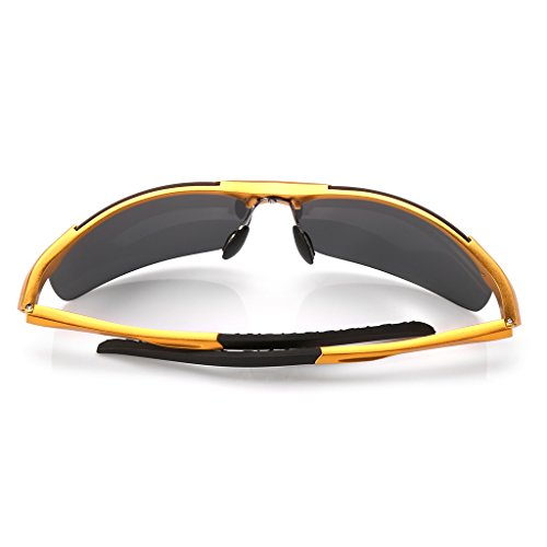 1 Dorado gafas par aire pesca Logres para gafas de para 012 de al libre sol conducción hombre deportes AqdTdw
