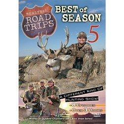 Realtree® Outdoors Road Trips Season 5 ~ Deer Hunting DVD