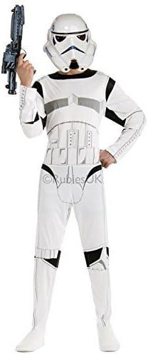 Hombre Star Wars Soldado Imperial Disfraz Rubies Original Con ...