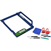 OWC Data Doubler Kit For 2009-2011 iMac, OWC 60GB 3G SSD with Mounting Solution and Toolkit