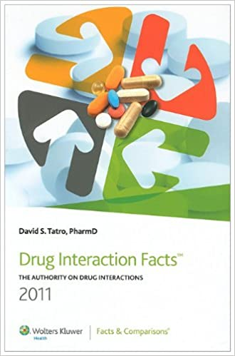Book Drug Interaction Facts 2011: The Authority on Drug Interactions (Drug Interaction Facts (Tatro))