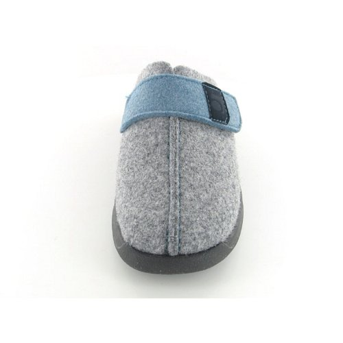 Rohde Vaasa-D Damen Pantoffeln Grau