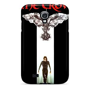 Shock Absorption Hard Phone Case For Samsung Galaxy S4 With Allow Personal Design Colorful Foo Fighters Pattern ColtonMorrill