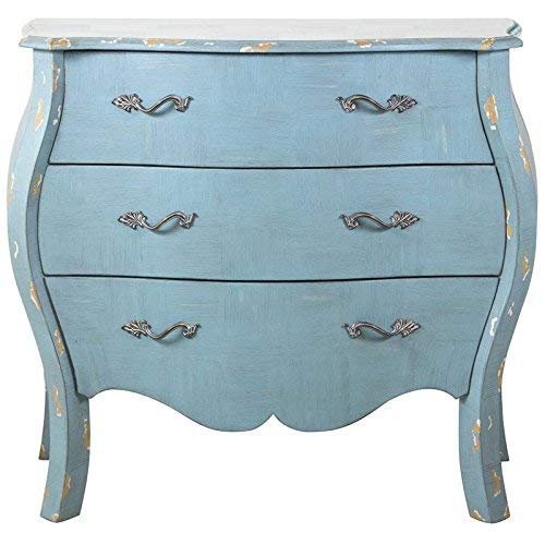 (Pulaski DS-D018008 French Bombay Accent Drawer Chest, 38.0