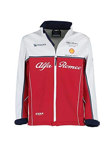 Alfa Romeo Racing Replica Team Softshell Jacket