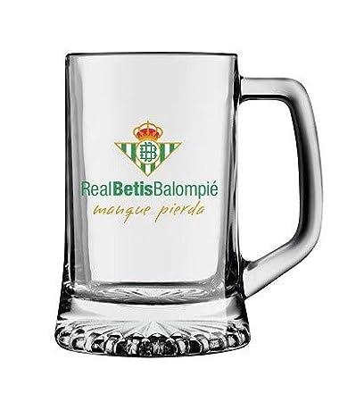 Jarra Cerveza Real Betis Balompié