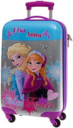 Eiskönigin Koffer Kinderkoffer Trolley Disney Frozen Anna Elsa 7263