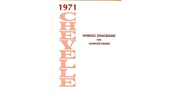 el camino wiring diagram for restorer s  1971 chevelle and el camino wiring diagram 1970 el camino wiring diagram 1971 chevelle and el camino wiring