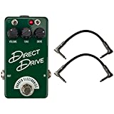 Barber Direct Drive Compact British Overdrive Pedal w/ 2 Free Cables