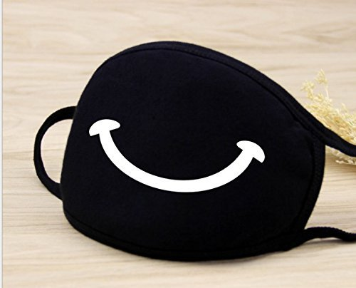 Hapahabie Korean Version Die Staubfrei Atmungsaktive Baumwolle Maske