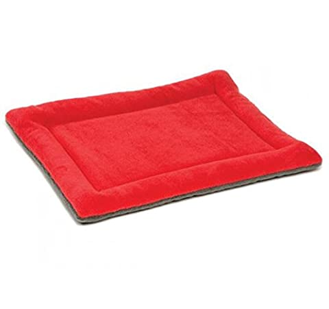 1 Set Notable Popular Blanket Pet Bed Size XL Cat Couch Sleep Mat Soft Material Color Red - Crossbones Slide Charm