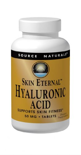 Source naturals hyaluronic acid